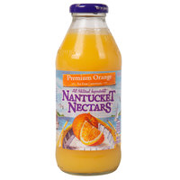 Nantucket Nectars 16 oz. Premium Orange Juice - 12/Case