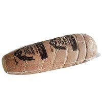 Di Lusso 8 lb. Natural Casing Genoa Salami - 4/Case