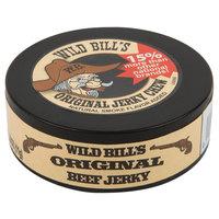 Wild Bill's 0.38 oz. Hickory-Smoked Beef Jerky Chew - 12/Case