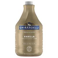 Ghirardelli 64 fl. oz. Vanilla Flavoring Sauce