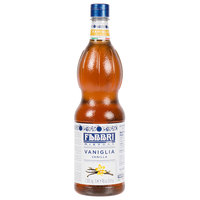 Fabbri 1 Liter Vanilla Mixybar Syrup