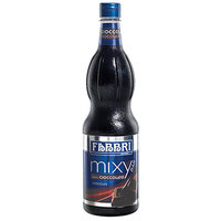 Fabbri 1 Liter Chocolate Mixybar Syrup