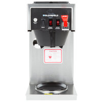 Bloomfield 4A-8540D2F Koffee King 2 Warmer In-Line Automatic Coffee Brewer - 120V