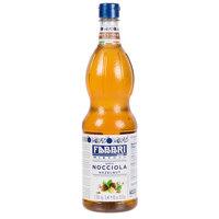 Fabbri 1 Liter Hazelnut Mixybar Syrup