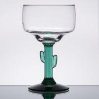 Libbey 3619JS 12 oz. Cactus Margarita Glass