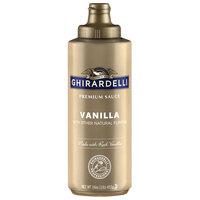 Ghirardelli 13 fl. oz. (16 oz.) Vanilla Flavoring Sauce