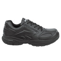 Reebok SRB1020 Senexis MaxTrax Men's Black Soft Toe Non-Slip Athletic Shoe