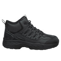 SR Max SRM4790 Boone Men's Black Composite Toe Non-Slip Hi Top Athletic Shoe