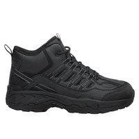 SR Max SRM4800 Carbondale Men's Black Soft Toe Non-Slip Hi Top Athletic Shoe