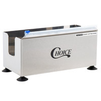 Choice 12 inch Stainless Steel Film and Foil Dispenser and Cutter