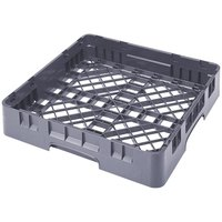 Cambro BR258151 Soft Gray Camrack Full Size Open Base Rack