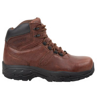 SR Max SRM2610 Kobuk Men's Brown Waterproof Soft Toe Non-Slip Hiker Boot