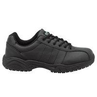 SR Max SRM1250 Tampa Men's Black Soft Toe Non-Slip Athletic Shoe