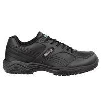 SR Max SRM6100 Dover Men's Black Soft Toe Non-Slip Nonmetallic Athletic Shoe