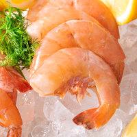 Linton's Seafood 1 lb. Wild-Caught Shell-On Raw Gulf Jumbo Shrimp