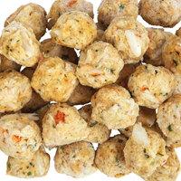 Linton's Seafood 1 oz. Mini Maryland Crab Cakes - 50/Case