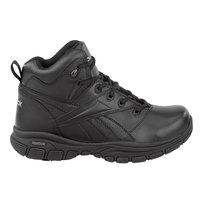 Reebok SRB1250 Senexis MaxTrax Men's Black Soft Toe Non-Slip Hi Top Athletic Shoe