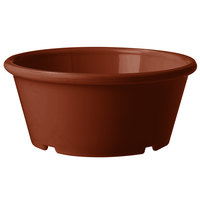 GET ER-040-BR 4 oz. Brown Smooth SAN Plastic Ramekin - 48/Case