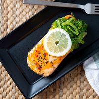 Linton's Seafood 8 oz. Salmon Fillet - 2/Case