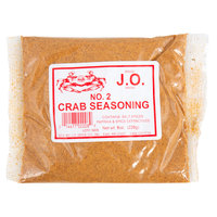 J.O. 8 oz. No. 2 Crab Seasoning
