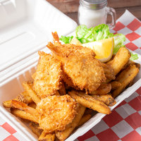 Linton's Seafood 3 lb. Wild-Caught Jumbo Breaded Coconut Shrimp