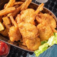 Linton's Seafood 3 lb. Wild-Caught Jumbo Breaded Shrimp
