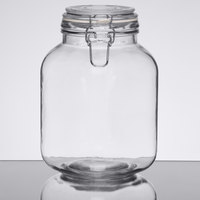 Anchor Hocking 98785 2.1 Qt. Heremes Jar   - 4/Case