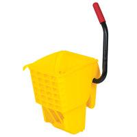 Rubbermaid FG612788YEL WaveBrake® Yellow Side Press Mop Wringer