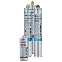 Everpure EV9628-81 Triple SC Endurance Filter Cartridge Kit, 0.5 Micron and 11.25 GPM