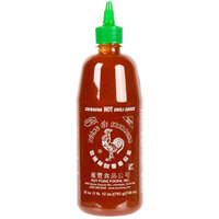 Huy Fong 28 oz. Sriracha Hot Chili Sauce - 12/Case