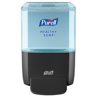 Purell 5034-01 Healthy Soap ES4 1200 mL Black Manual Hand Soap Dispenser