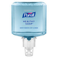 Purell 6476-02 Healthy Soap ES6 1200 mL Foaming Hand Soap - 2/Case