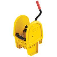 Rubbermaid FG757588YEL WaveBrake® Yellow Down Press Mop Wringer