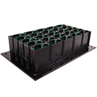 LRS 25-Slot Staff Pager Charging Base