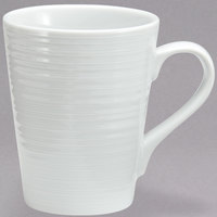 Oneida R4570000563 Botticelli 13 oz. Bright White Porcelain Mug - 36/Case