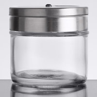 Tablecraft HGJ3RT 3 oz. Spice Shaker with Adjustable Lid