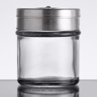 Tablecraft HGJ15RT 1.5 oz. Spice Shaker with Adjustable Lid