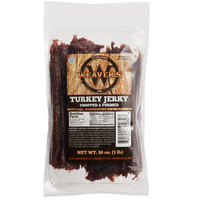 Weaver's 1 lb. Pack Chopped and Formed Turkey Jerky
