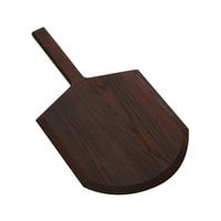 American Metalcraft AW2212 13 inch x 12 inch Ash Wood Serving Peel