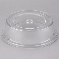 Carlisle 190007 8 11/16 inch to 9 1/8 inch Clear Polycarbonate Plate Cover - 12/Case