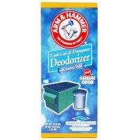 Arm & Hammer 42.6 oz. Trash Can & Dumpster Deodorizer - 9/Case
