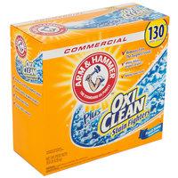 Arm & Hammer 10 lb. Fresh Scent Powder Laundry Detergent Plus OxiClean - 3/Case