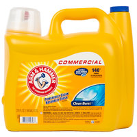 Arm & Hammer 210 oz. Clean Burst Liquid Laundry Detergent - 2/Case