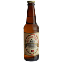 Reading Soda Works 12 oz. Cider Ginger Beer - 12/Case