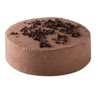 Pellman 9 inch Chocolate Creme Cake - 4/Case