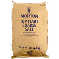 Morton 50 lb. Bulk Coarse Kosher Salt