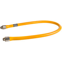Regency 60 inch Mobile Gas Connector Hose - 3/4 inch