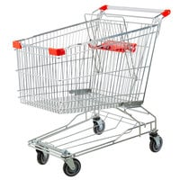 Regency Supermarket Grocery Cart 6.3 Cu. Ft.