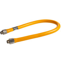 Regency 48 inch Mobile Gas Connector Hose - 3/4 inch