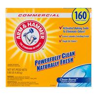 Arm & Hammer 9.86 lb. Clean Burst HE Powder Laundry Detergent - 3/Case